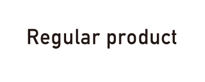 REGULAR PRODUCT
